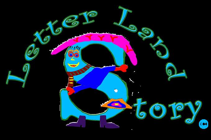 letter land story logo